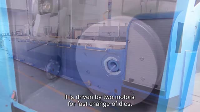 Высокоскоростная волочильная машина
