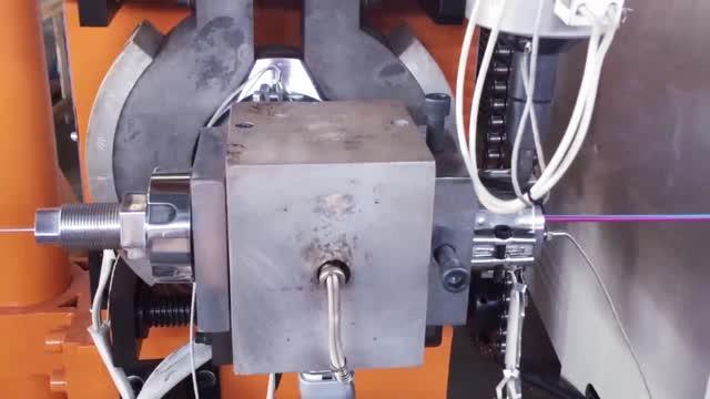 Экструзионная линия для производства проводов и кабелей